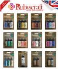 Vintaj Patina Kits by Ranger Set of Paints for Metals & Glaze - Choose Colour