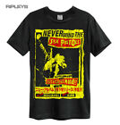 Official Amplified Grey Vintage T Shirt Sex Pistols JAPAN Tour All Sizes