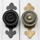 decorative knobs for drawers - Retro Cabinet Door Round Pulls Handles Knobs For Chest Drawer Cupboard Decor