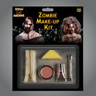 Zombie Makeup Zip Scar Kit - Special Effect Zipper Kit Scars Halloween Makeup