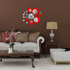 Home Backgrounds Mirror Wall Stickers Wall Decor Removable Decals Easy to Use