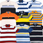 Tommy Hilfiger Shirt Mens Classic Fit Polo Mesh Knit Short Sleeve Collared Top