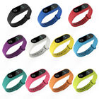 TPU Replacement Wrist Band Wristband Strap Belt For Xiaomi Mi Band 2 Bracelet