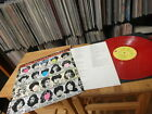 ROLLING STONES Some Girls 70s LP Mint red vinyl INSERT gimmix cover