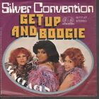 "SILVER CONVENTION Get Up And Boogie 7"" VINYL B/w Son Of A Gun (16777at) Pic Sl"