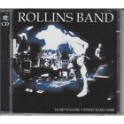 ROLLINS BAND Hard Volume Insert Band Here DOUBLE CD 24 Track Double (Smdcd454)