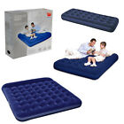 Single Double QueenSize KingSize Camping Guest Blow Up Airbed Bed Built in Pump