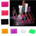 Plastic 24/40 Lipstick Holder Display Stand Cosmetic Organizer Makeup Case - LD