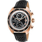 Ben & Sons Pantera Chronograph Leather Band Watch Watche NEW