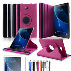 """360 Rotation Leather Stand Case Cover For Samsung Galaxy Tab A 10.1"""" T580 T585"""