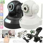 New Wifi Wireless IP Camera CCTV Security Network Cam Monitor IR Night Vision UK