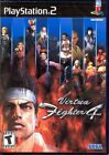 PS2 - Virtua Fighter 4 *PAL *Fast Free Post