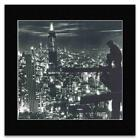 NEW YORK - Empire State Building. Matted Mini Poster