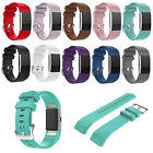 REPLACEMENT WRIST STRAP SILICONE WATCHBAND FOR FITBIT CHARGE 2 WATCH BAND UNIQUE