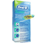 Oral B Superfloss Super Dental Floss Braces Bridges Pre-Cut Strands