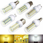 5W To 15W E27 E14 E12 B22 G9 GU10 LED Corn Light Bulb Lamps 5730 SMD Save Energy