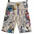 New Men's Ed Hardy Shorts Beach Lounge Sleep Pyjama Christian Audigier RRP$99
