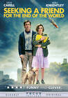 Seeking a Friend for the End of the World DVD, 2012 Steve Carrell LIKE NEW
