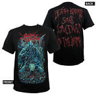 Authentic CATTLE DECAPITATION Band Death Looms Death Skeleton T-Shirt S-2XL NEW