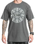 Sullen Clothing Solstice Mens T Shirt Tee Grey Mandala Tattoo Goth
