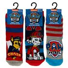 PAW PATROL SLIPPER SOCKS MARSHALL CHASE CHILDRENS CHARACTER KIDS XMAS PRESENT