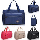 Women Large Tote Travel Bag Workout Gym Bag Lightweight Carry On Luggage Duffles