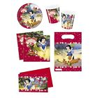 SNOW WHITE Birthday Party Range (Tableware & Decorations) Disney Princess