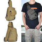 Messenger Bag for Men Travel Hiking Crossbody Shoulder Sling Back pack Chest Bag