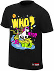 WWE THE NEW DAY New Day And Friends That's Who OFFICIAL AUTHENTIC T-SHIRT