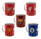 Official Football Club - CHRISTMAS MUG (Ceramic) 9oz (Xmas/Gift/Santa)