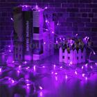 100/200/300 LED Christmas String Light Wedding Party Decor Outdoor Indoor Lamp