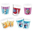 8 PLASTIC CUPS (200ml) Licensed Disney FROZEN Ranges (Party/Birthday/Tableware)