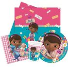 DOC MCSTUFFINS Party Pack {Tablecover/Cups/Plates/Napkins} (Birthday/Disney)