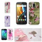 Ultra Thin Luxury Soft Silicone Embrossed Fashion Rubber Case Cover For Motorala