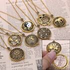 Vintage Copper 5X Magnifying Necklace New Fashion Jewelry Gift SLXL16079
