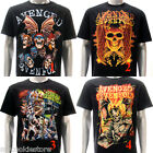 Rock Band T-shirt Avenged sevenfold A7X Cotton Tee Unisex Rock Punk Tour ARTF