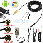 2M/5M/10M Android Endoscope Waterproof Inspection Camera Micro USB Video Camera