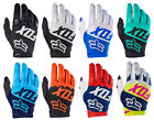 Fox Adults Race Dirtpaw MX Motocross Enduro MTB Mountain Bike Full Finger Gloves