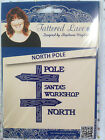 Tattered Lace Die - NORTH POLE (D868) - Christmas Santa festive by S Weightman