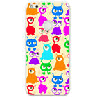 Funny Monsters Snap-on Hard Back Case Phone Cover for Google Google Pixel