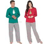 XMAS Kids Baby Adult Family Pajamas Set Deer Sleepwear Nightwear Pyjamas Gift BE