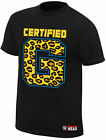 WWE ENZO & BIG CASS Certified G And You Can't Teach That AUTHENTIC T-SHIRT