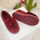 Winter Women Casual Loafers Slippers Indoor/Outdoor Shoes Plush Fur Slides Mules