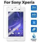 9H Explosion-proof Premium Tempered Glass Screen Protector Film For Sony Xperia