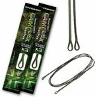 Gardner Tackle Ready Tied Camflex Leadfree Leaders - Carp Coarse Fishing Line