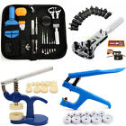 Watch Repair Tool Kit Remover Case Opener Link Spring Bar Back Pin Hand Band Set image