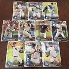 2016 Bowman Draft CHROME Picks & Prospects CHOOSE A TEAM SET pick List by YFTS