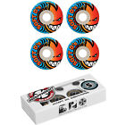 SPITFIRE Skateboard Wheels SOFTERS 92A CRUISER with INDEPENDENT ABEC 5 Bearings