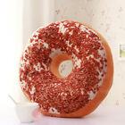 Doughnut Shape 3D Print Office Home Soft Cushion Sofa Mat Pad Pillow Decoration