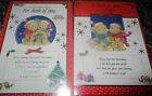 CHRISTMAS CARD TO BOTH OF YOU TEDDYS